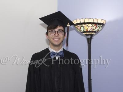 Ben Rodriguez Graduation Day 5.25.19