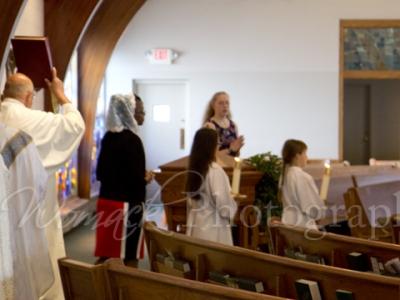 Newman Center First Communion 2019