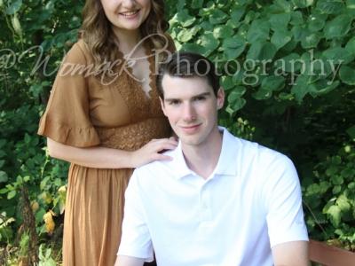 Rachael & Brendan Engagement
