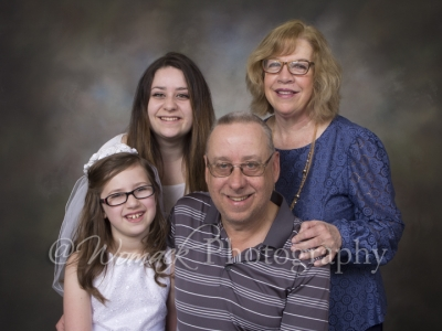 Aubree's family proofs