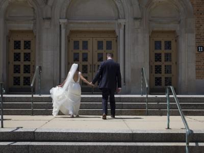 Wedding part one…