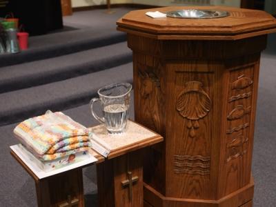 Elliott's Baptism