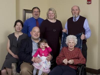 Sjolund Family