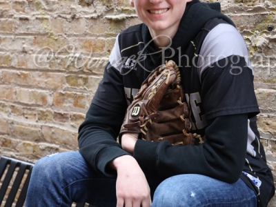 Braden's senior images